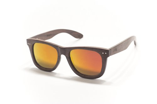 Proof Wood sunglasses ebony