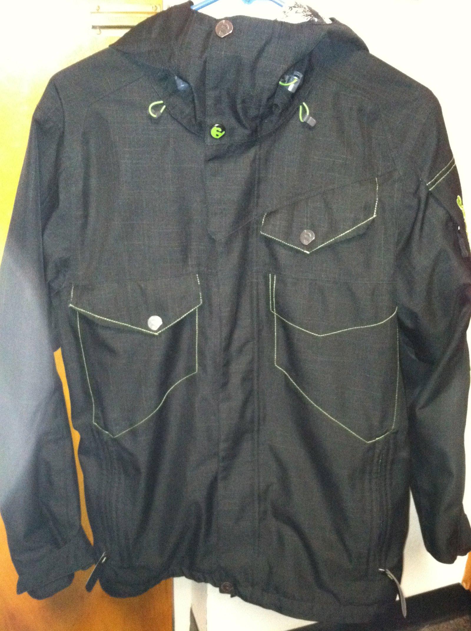 Solomon Coat