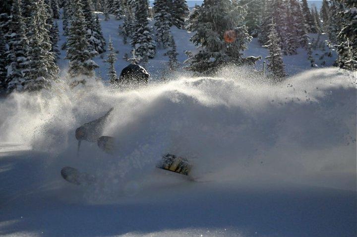 Buff Pass Powder 10'