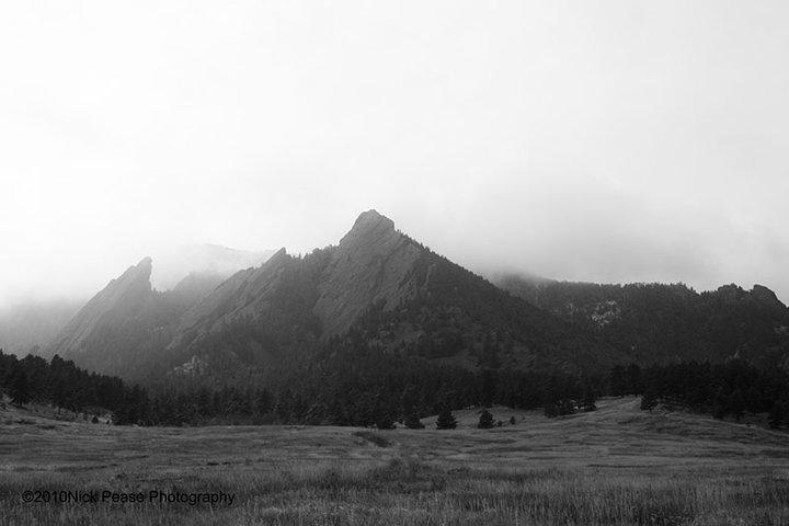 Boulder Mist