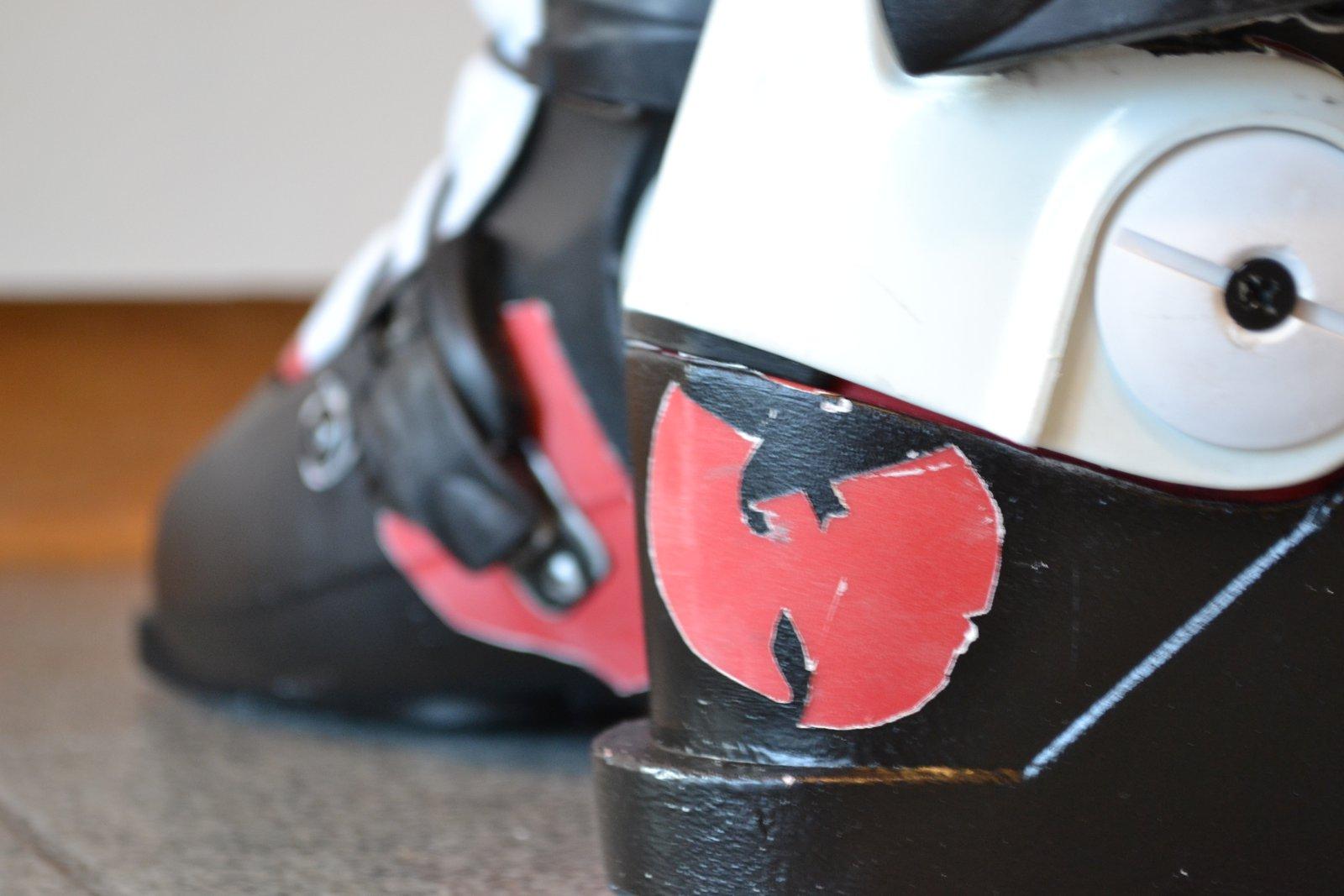 Painted boots full tilt