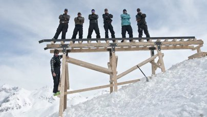 Red Bull Cold Rush Preview
