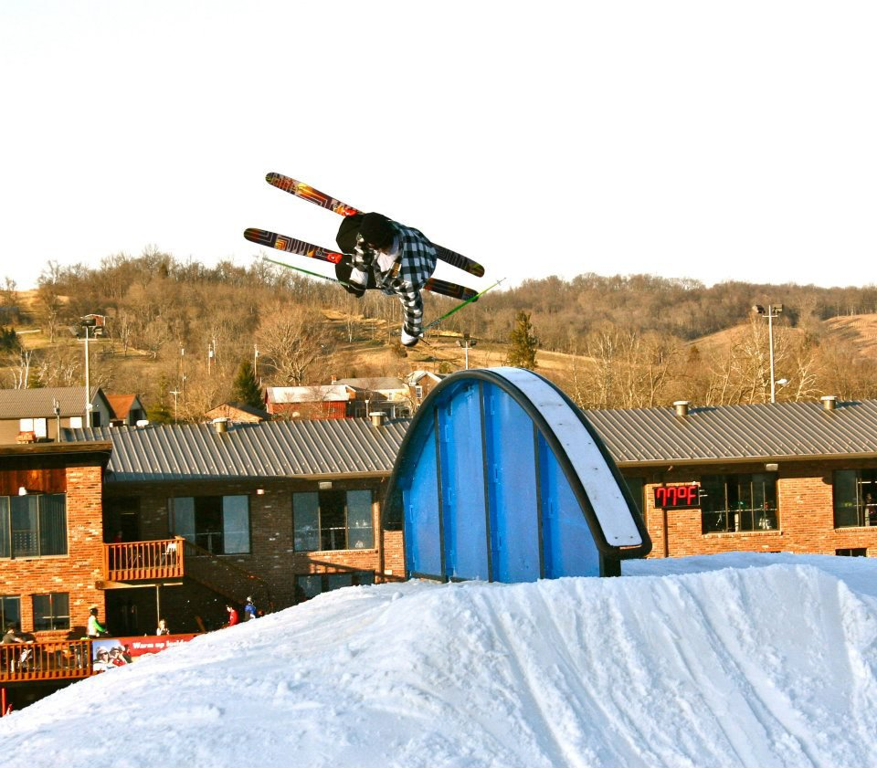 midwest skiing