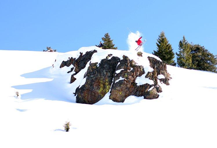 Galena Pass Sidecountry