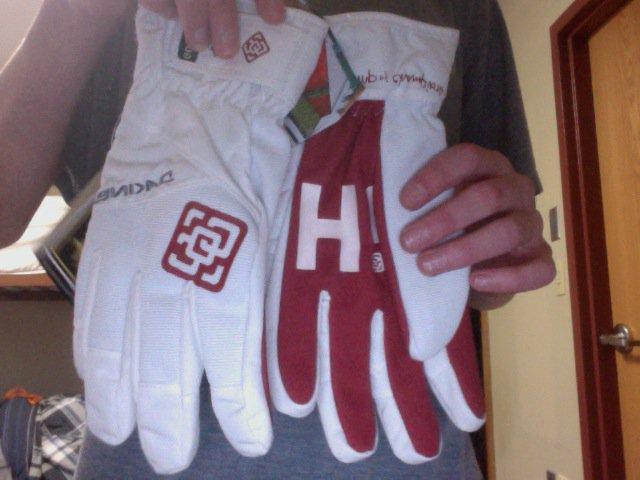COC gloves