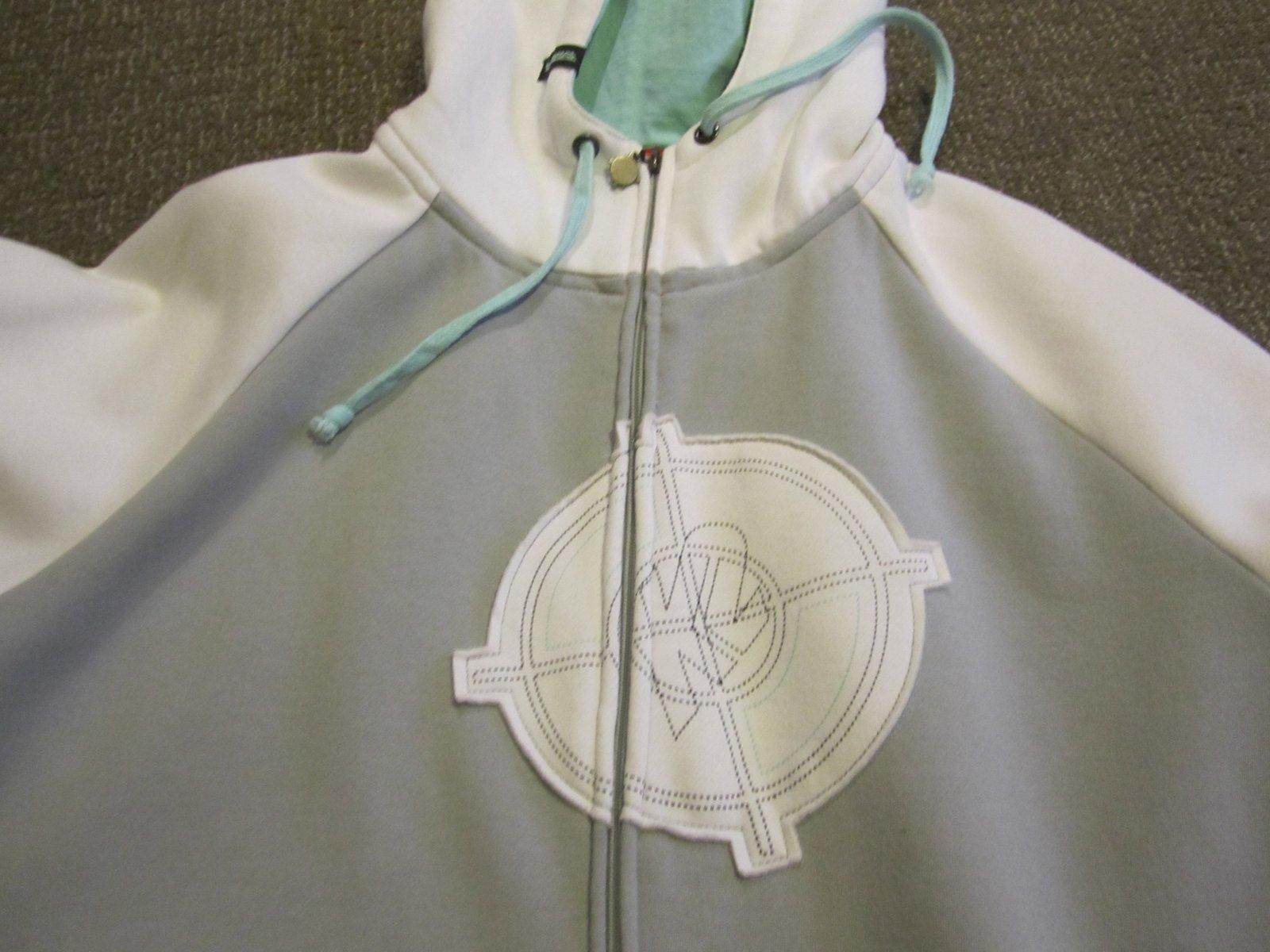 K2 hoodie logo
