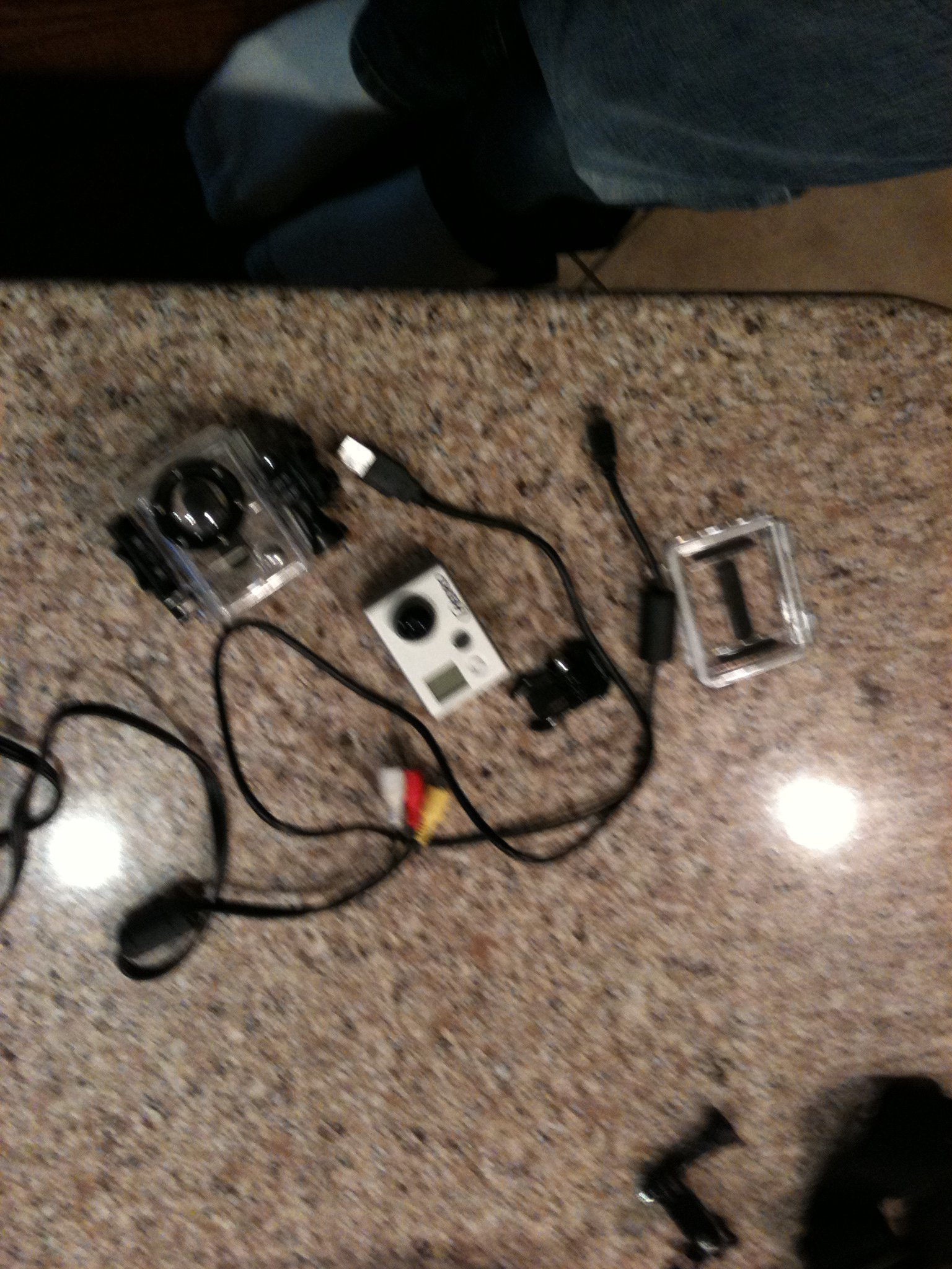 Selling Go Pro 1080