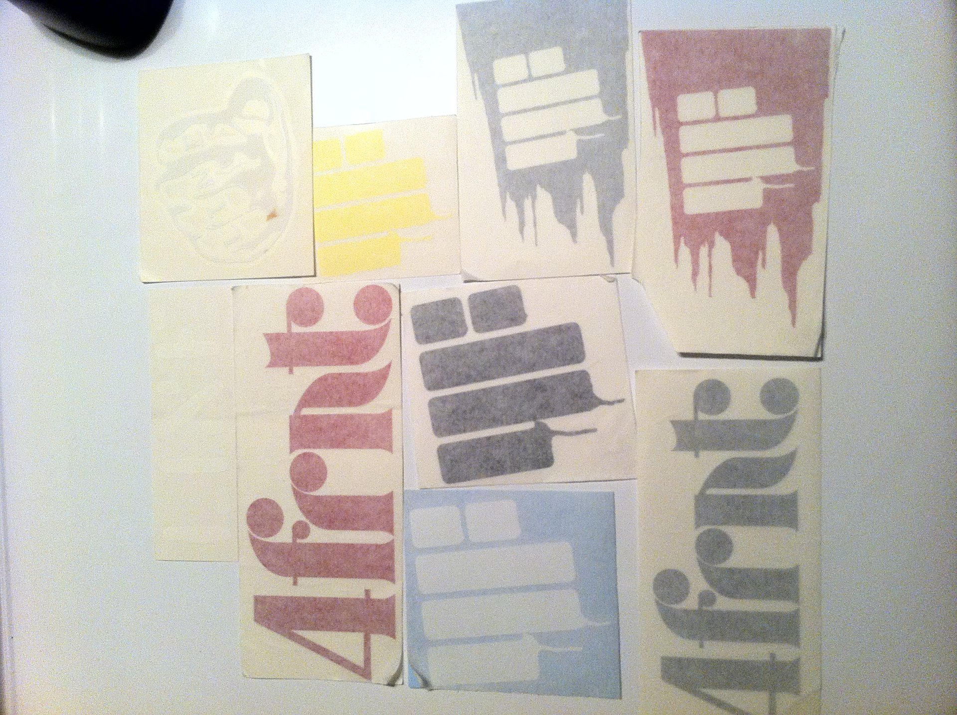 4frnt stickers for sale