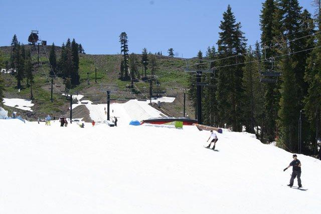 summer shred 2012