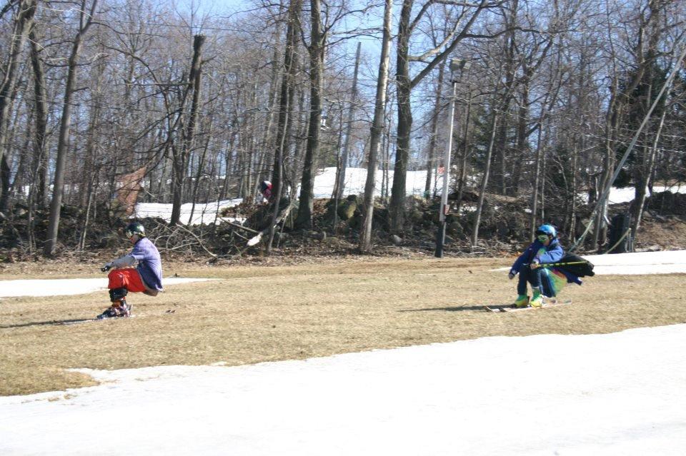 Grazz Skiing