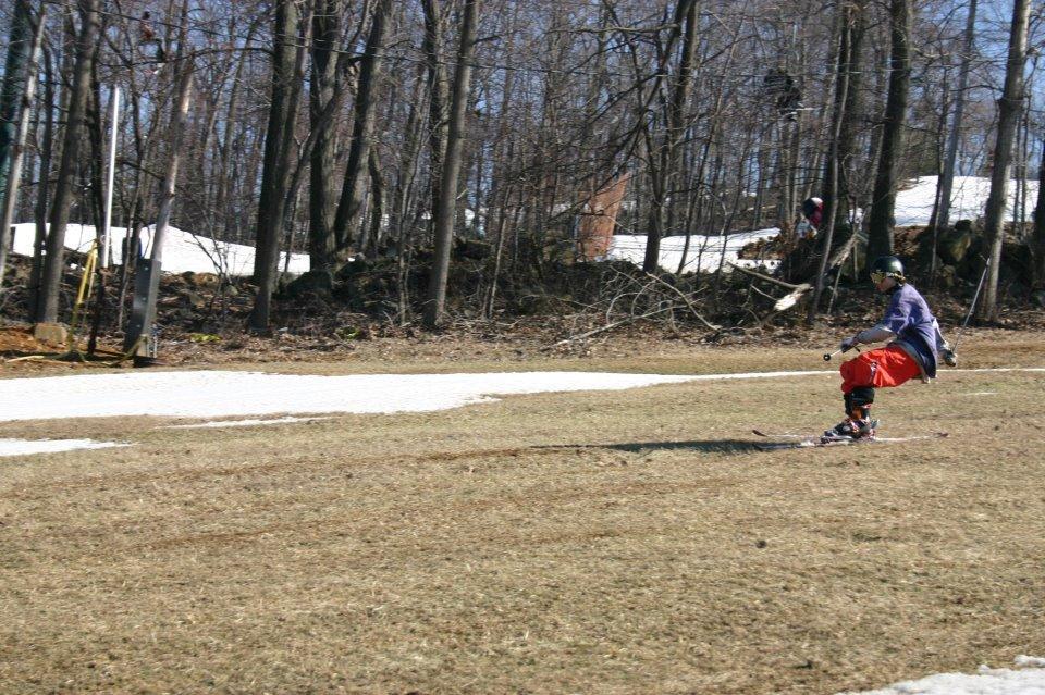 Grass Skiing 2