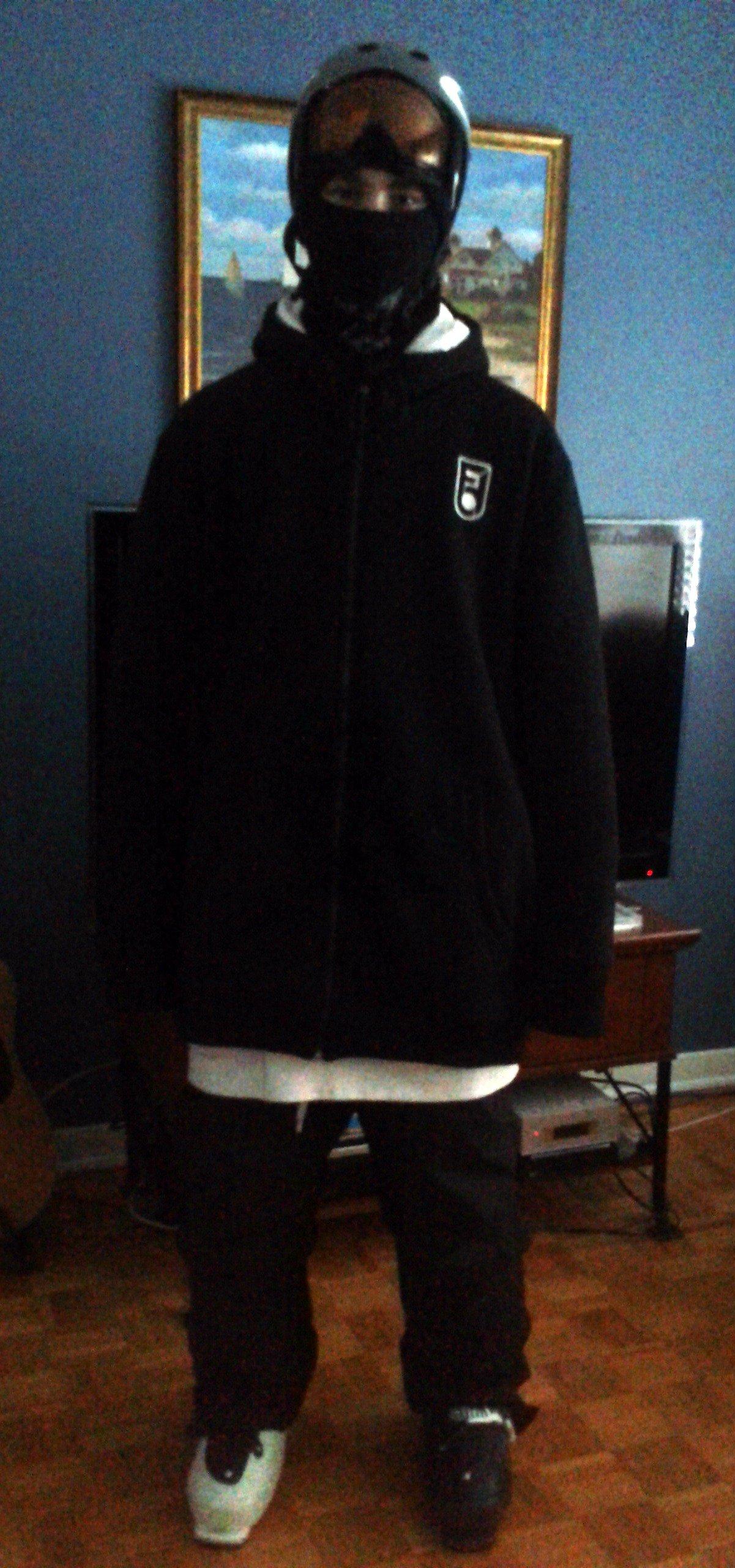 FD hoodie, Orage Pants