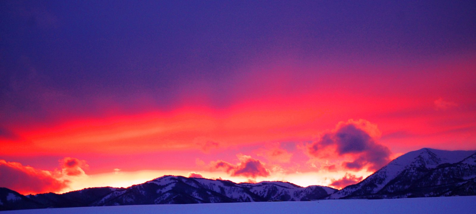 Sunset at Jackson