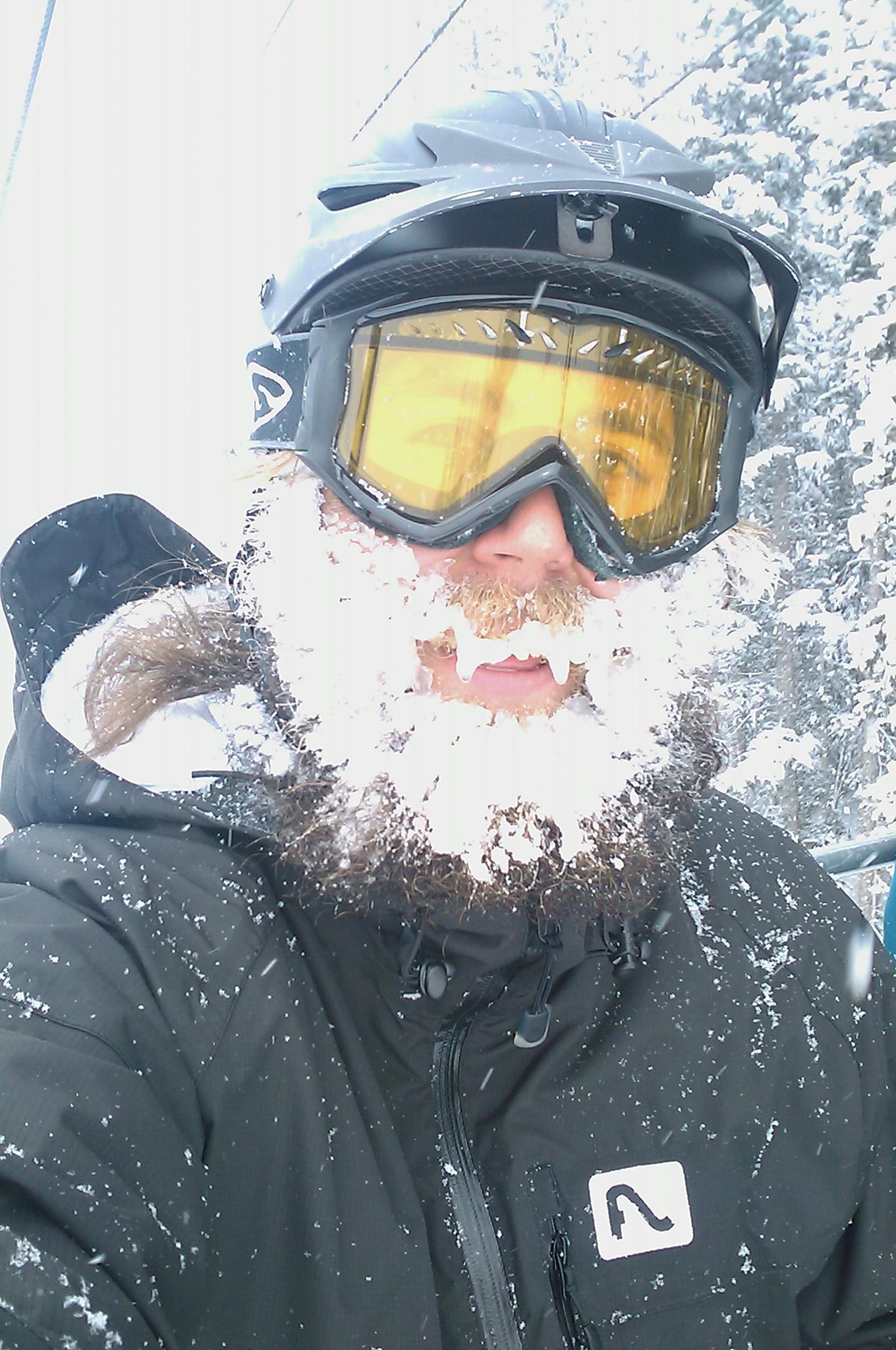 bumble beard
