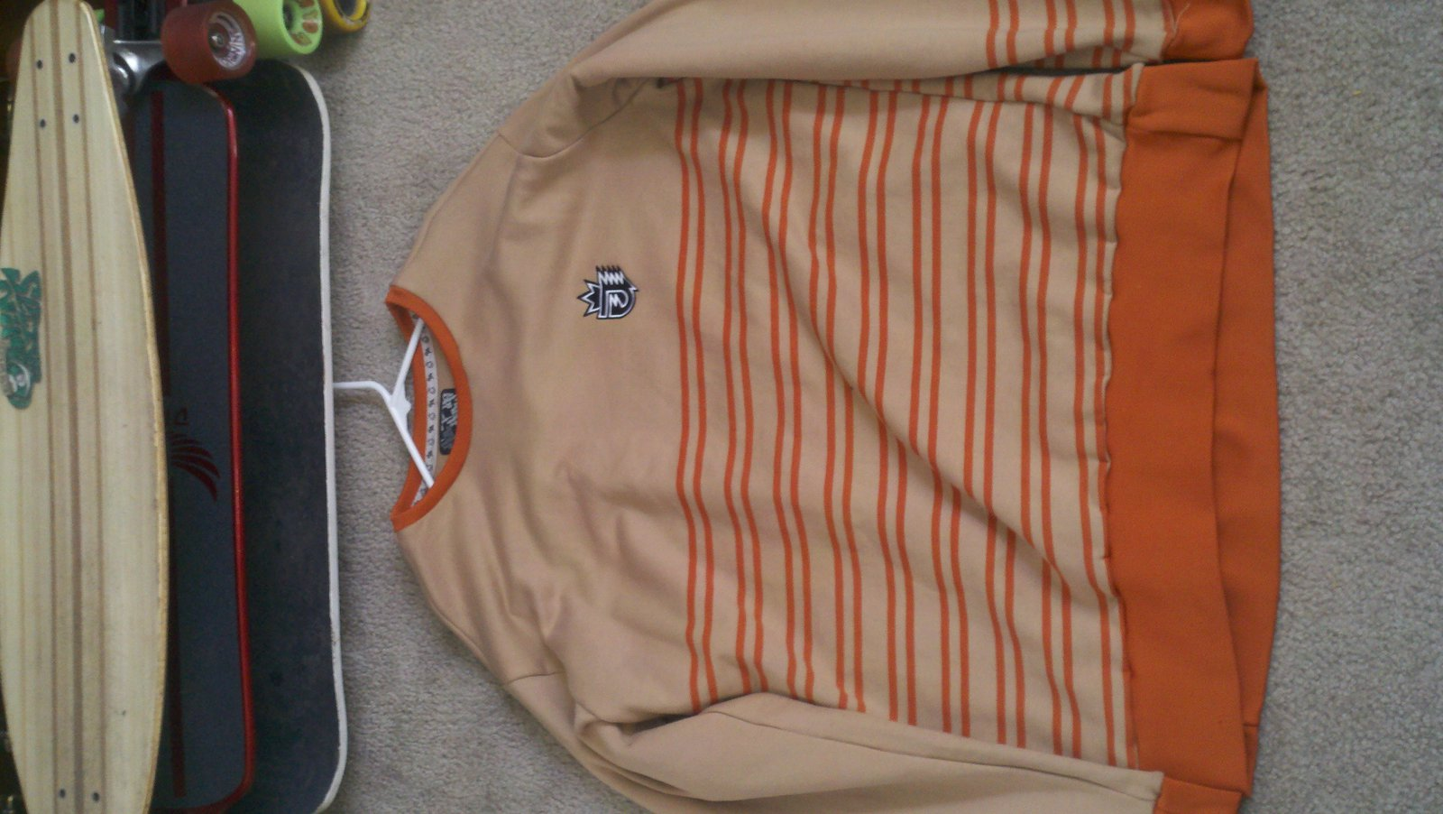 2xl Stacked Brown