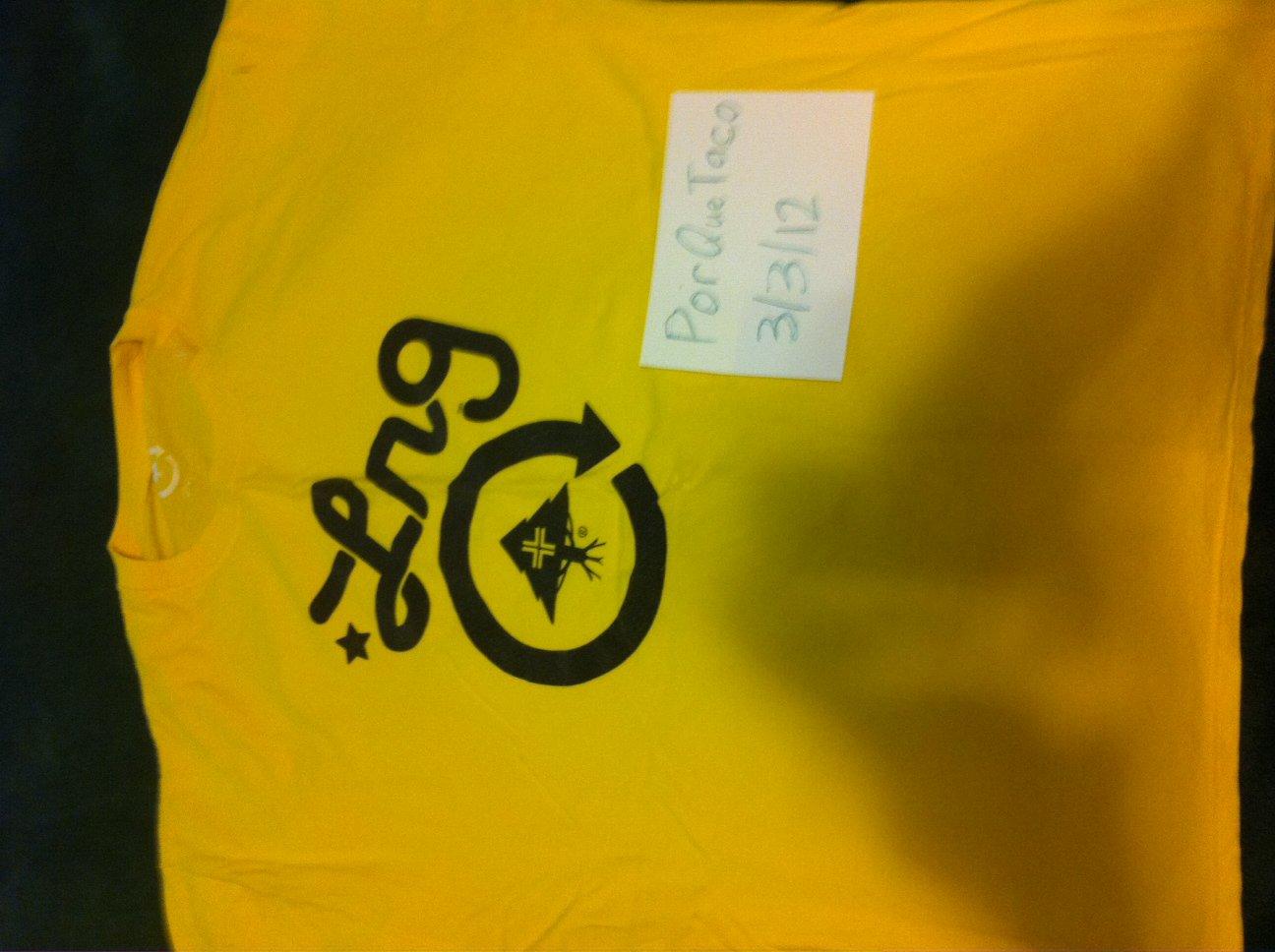 xl LRG shirt