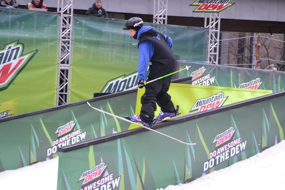 Mountain Dew Rail Jam