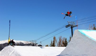 US Grand Prix Slopestyle Qualifiers