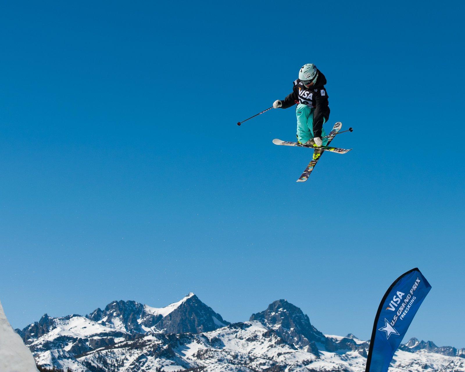 US Freeskiing Grand Prix - Women's Slopestyle