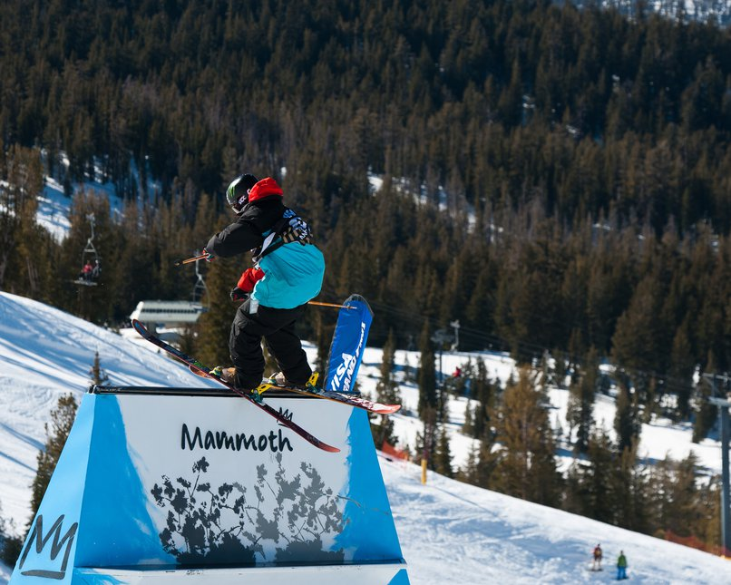 US Freeskiing Grand Prix - Men's Slopestyle