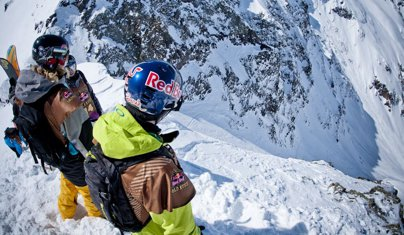 Red Bull Cold Rush Day 1