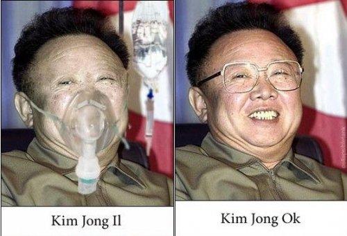Kimjung Il