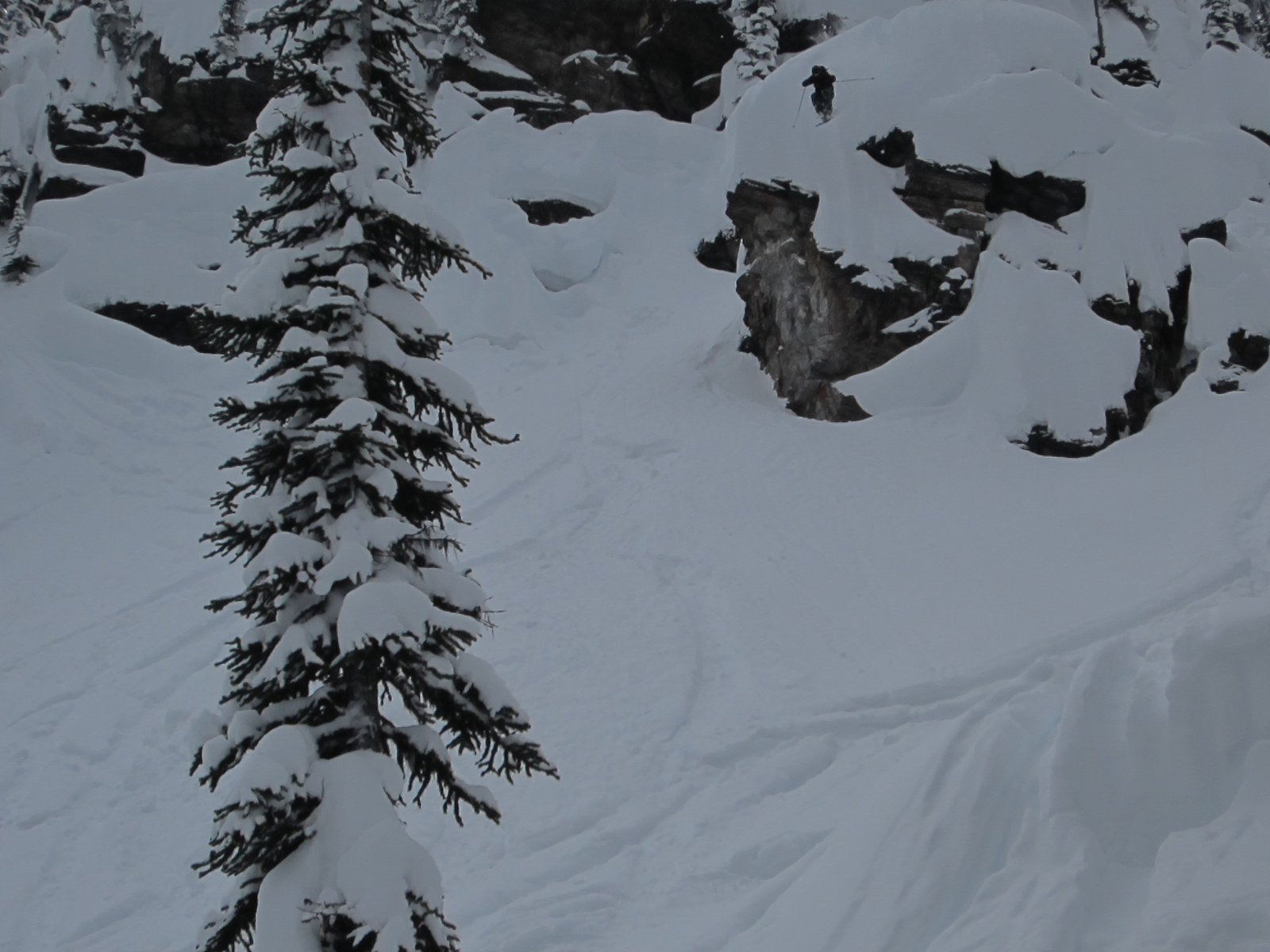 cliff at Revy