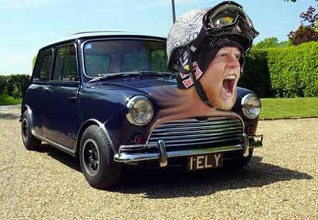 T-Hall lol car
