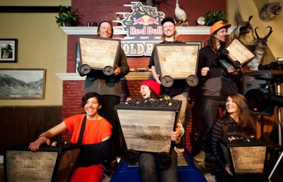 Dane Tudor & Rachael Burks Win Red Bull Cold Rush