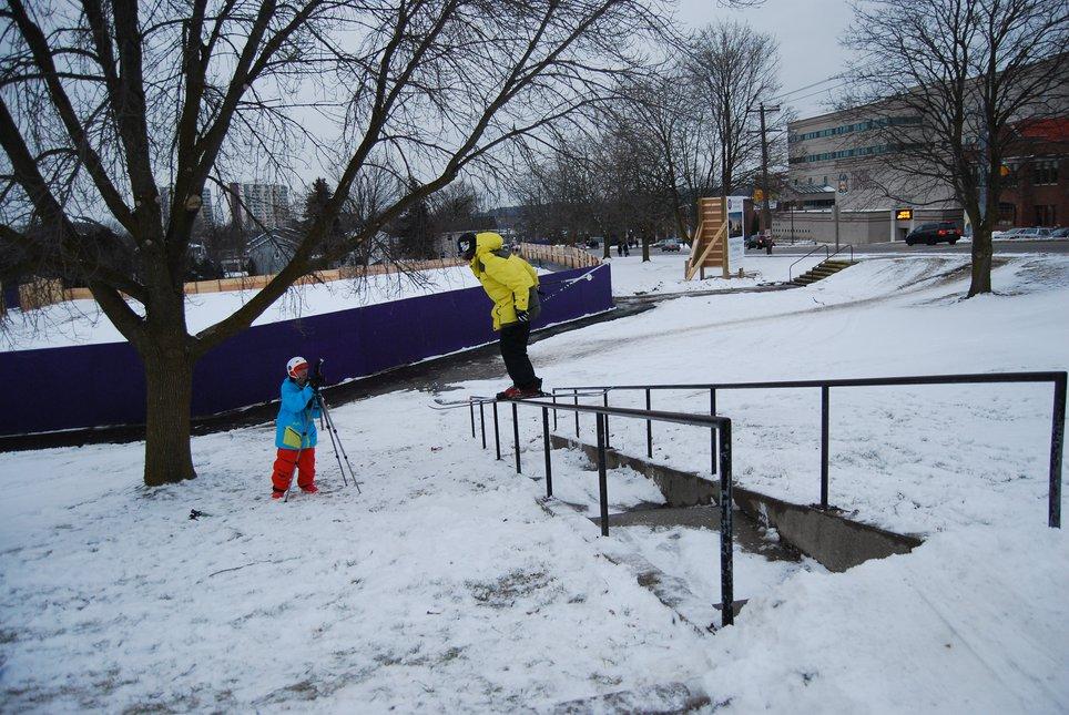 Waterloo Handrail