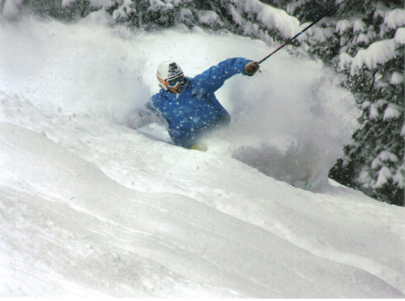 spring break pow