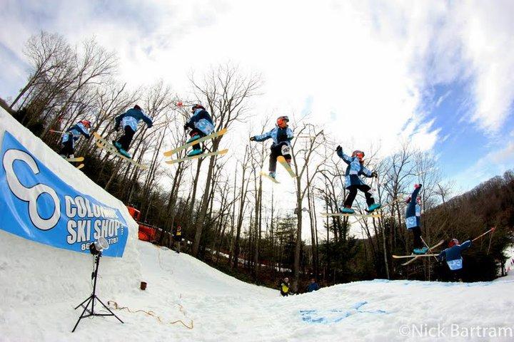 360 in colorado ski shop slopestyle