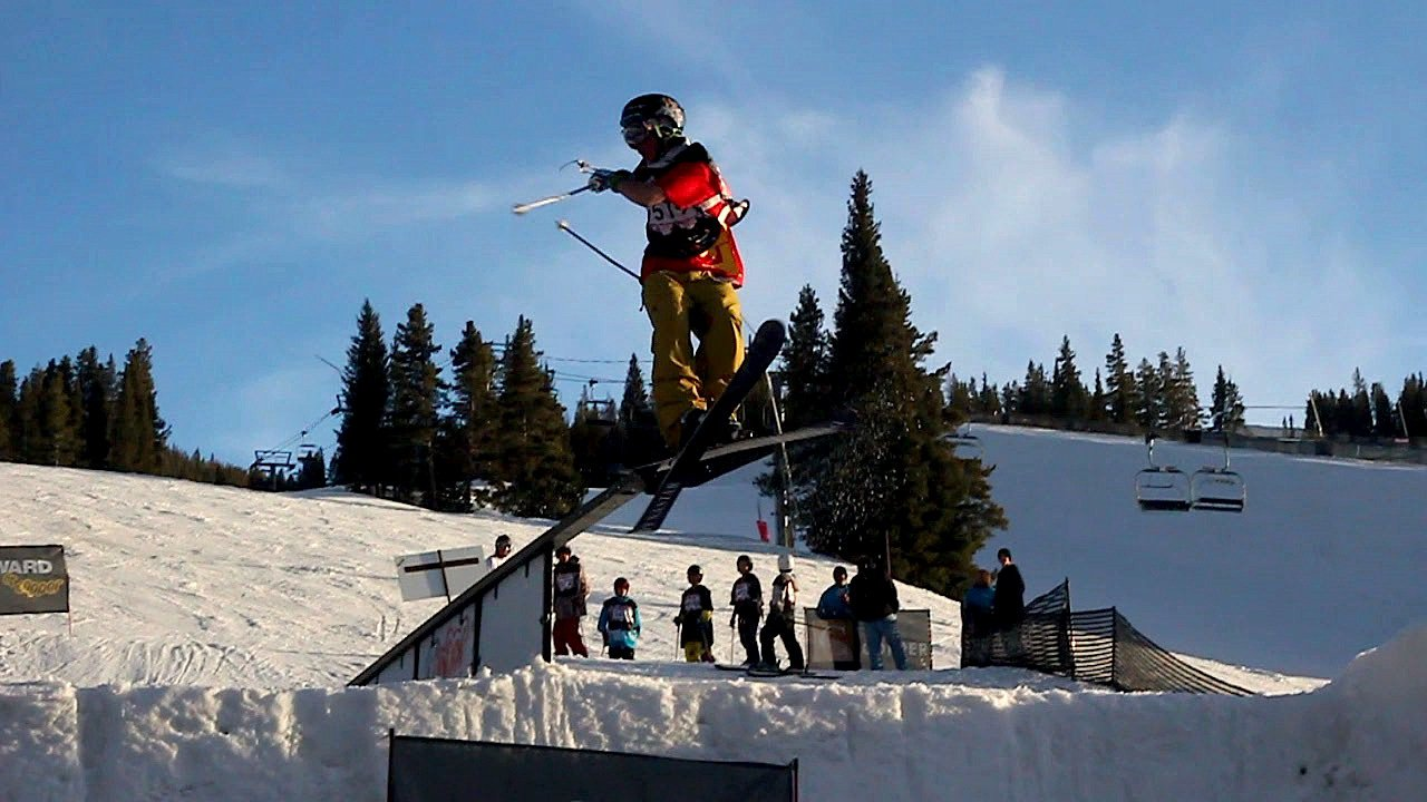 Copper Railjam