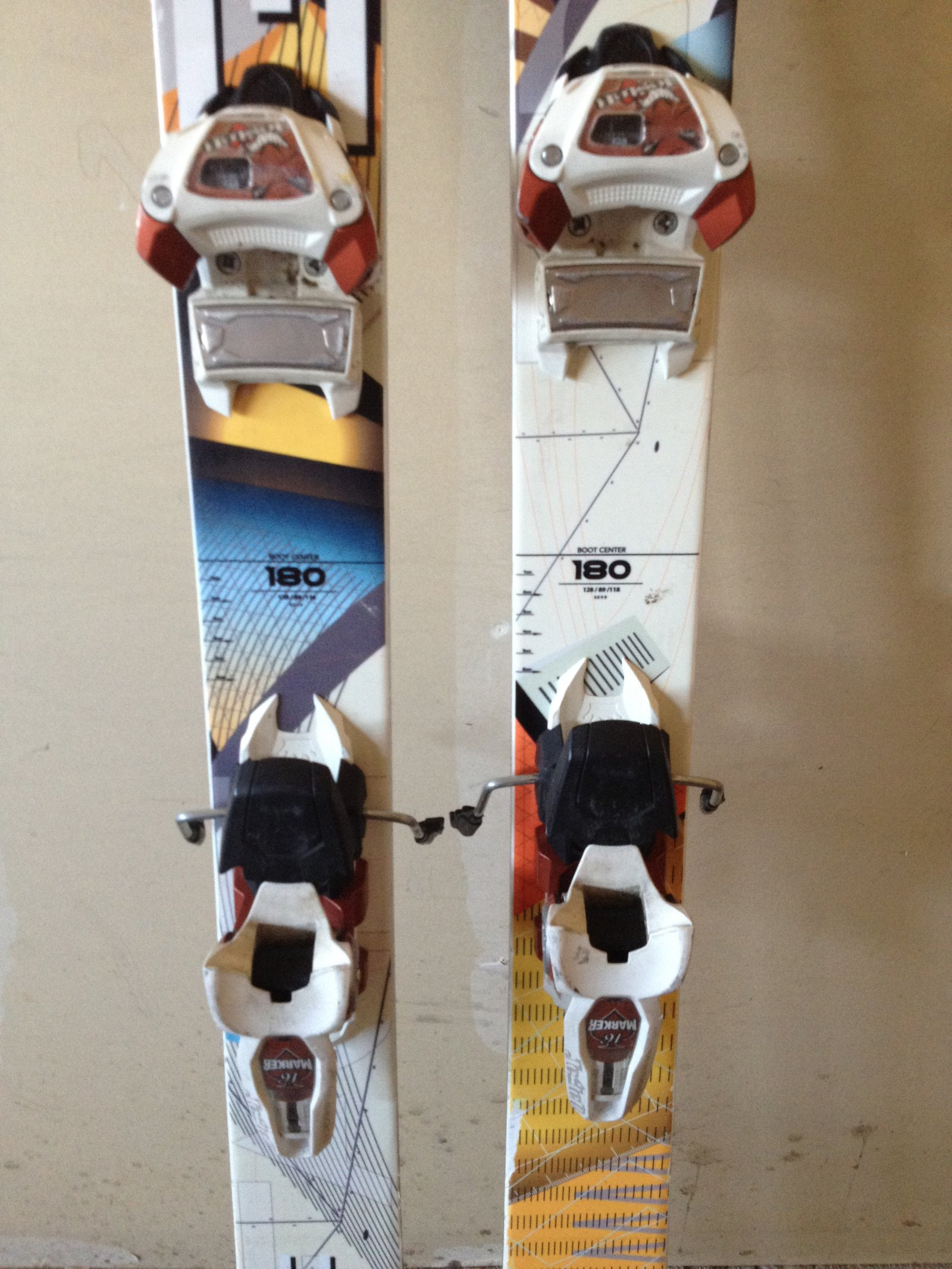 For Sale: Surface Double Times 180cm w/Marker Jesters