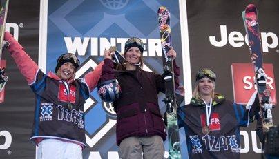 European X Games Women's Ski Slopestyle Finals