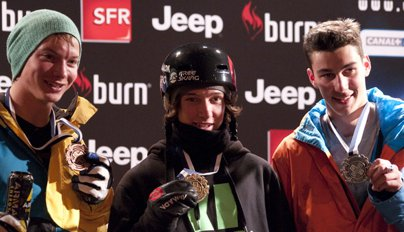 European X Games Men's Ski Superpipe Finals