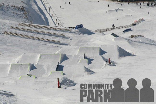 Porters park