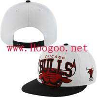 Chicago bull snapback