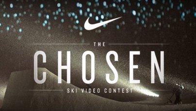 Nike Ski Chosen Contest Voting