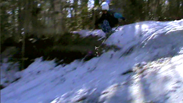 Tuckermens Ravine Backside