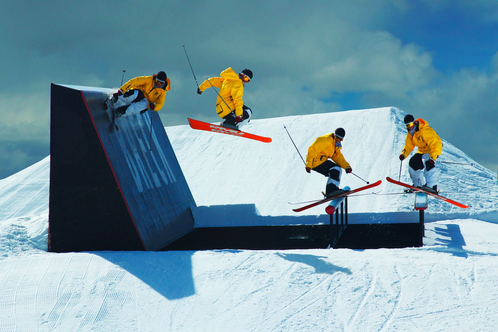 Graham Owen - Breck Stair Set Sequence