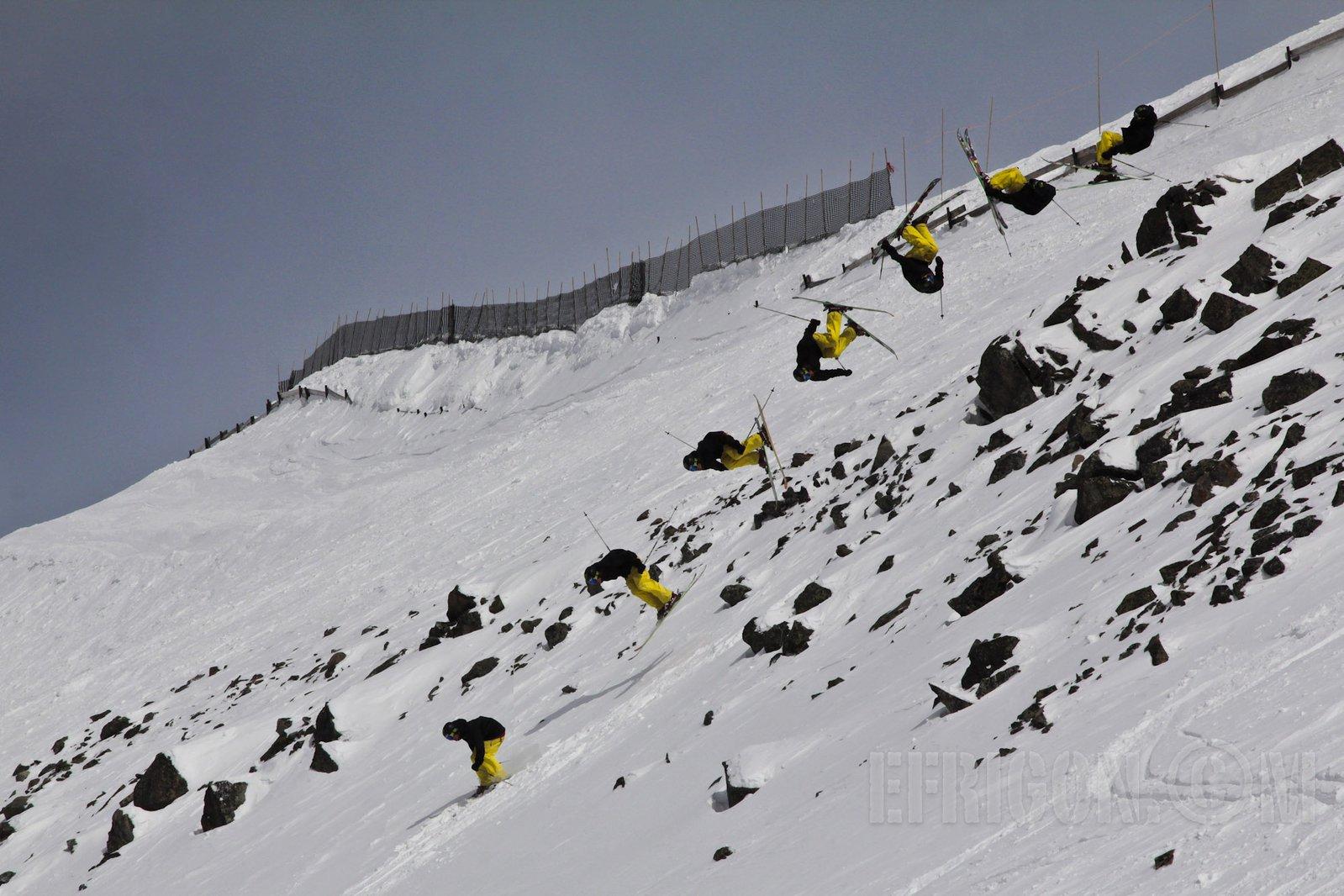 Calgary Gap Flip