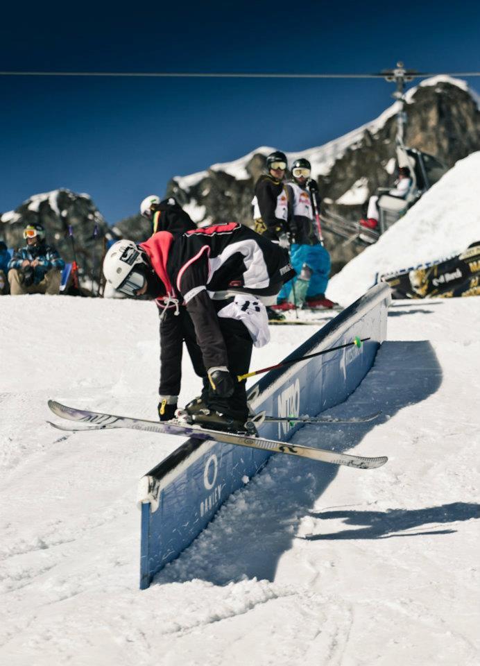 Snowattack Slopestyle
