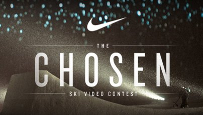 Vote In The Nike Ski Chosen Contest
