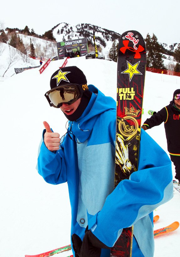 Seany @ the Dew Tour