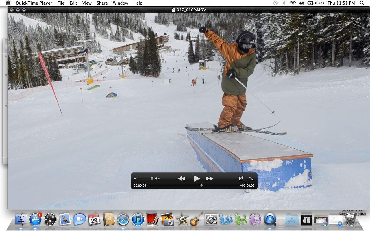Maaad ski flex