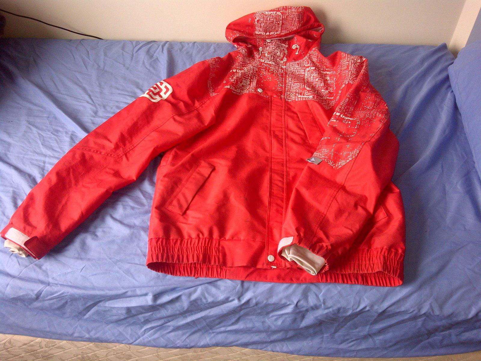 COC jacket