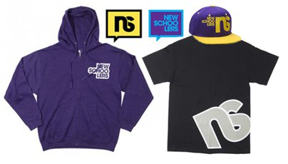 The Newschoolers Store Is Back!