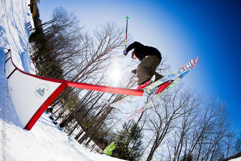 Ian Compton, Ski Sundown