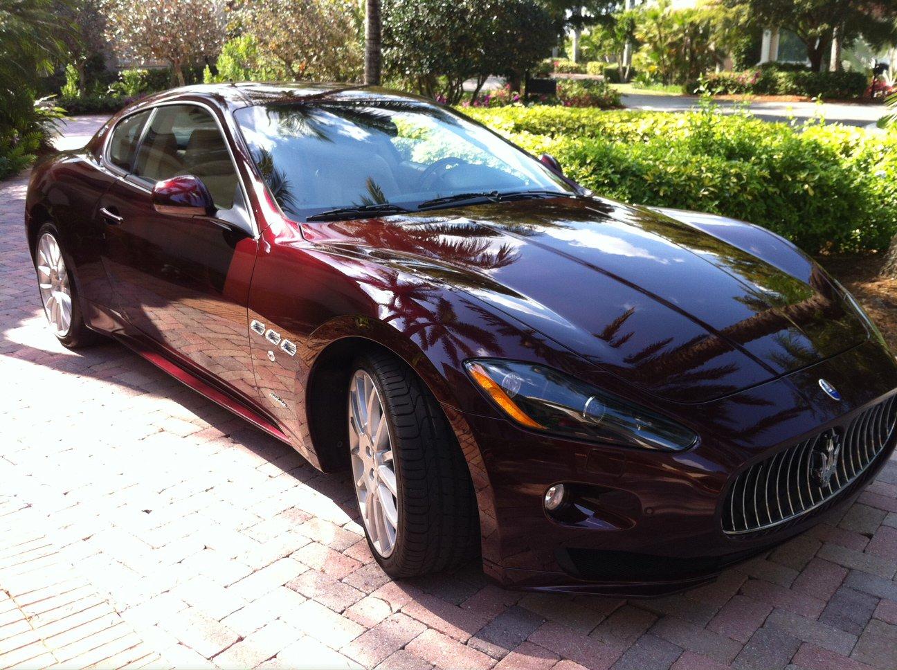 Maserati GranTourismo S